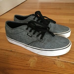 VANS Off The Wall Authentic Mens Shoes Sneakers